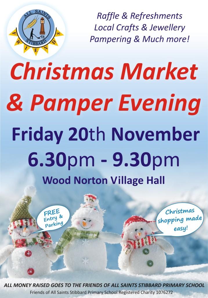 Christmas Market Poster v2